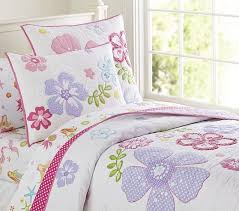Hibiscus Crib Bedding Hibiscus Quilt Pottery Barn