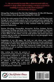 juche pattern video ch ang hon taekwon do hae sul real applications to the itf