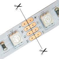 how to link led light strips led tutorials rgb led strip light quick connectors