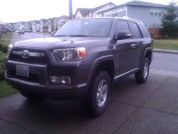 daystar lift kit is real daystar comfort ride and towing page 3 toyota 4runner forum