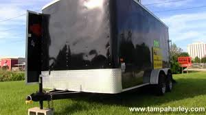 used motocross boots for sale used 2006 cargo craft enclosed motorcycle trailer for sale youtube