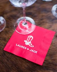 lauren and jack u0027s wedding welcome party full of country charm
