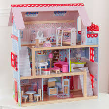 kidkraft chelsea doll cottage with 16 accessories included
