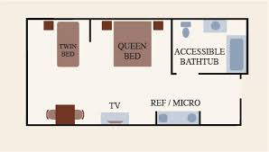 queen day bed suite grand mound standard suite greatwolf com