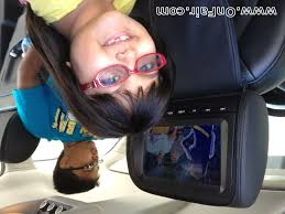 toyota highlander dvd headrest headrest dvd player install in 2010 chevy suburban review
