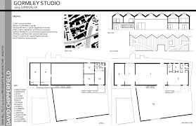 gormley studio london david chipperfield atelier u0026 housing ba