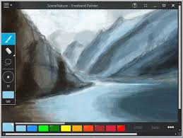 sketch and paint your ideas digitally