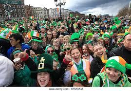 st patrick u0027s day dublin ireland stock photos u0026 st patrick u0027s day