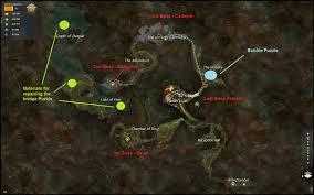 map of arbor guide twilight arbor mode level 50 guild wars 2