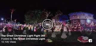 when does the great christmas light fight start 360 video richmond s asbury court on great christmas light fight