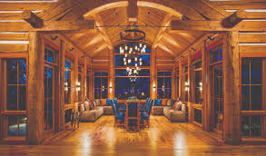 log cabin interior design home small kitchen designs decorating