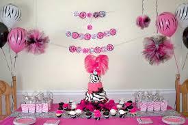 Birthday Decor At Home Girls Birthday Party Decorations How To Make A Child U0027s Birthday