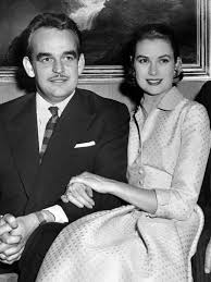 grace kelly and prince rainier iii pictures popsugar celebrity