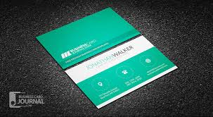 Minimal Design Business Cards Free Clean U0026 Minimal Creative Business Card Template