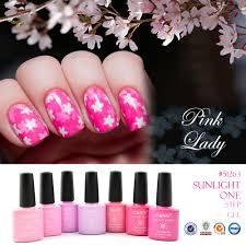 51263x canni nail art design wholesale sunlight one step uv gel