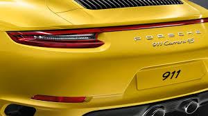 Porsche 911 Carrera 4s - 2017 porsche 911 carrera 4s orland park