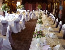 chair cover hire and wedding decorations