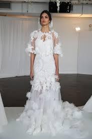 Wedding Dress Trend 2018 Wedding Dress Trends 2018 U2013 6 Bridal Fashion Week Trends Fashion