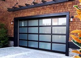 Glass Overhead Garage Doors Amazing Glass Overhead Garage Door View Aluminumcedar Park