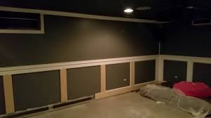 home theater basement my awesome home theater basement youtube