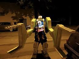Kids Robot Halloween Costume 15 Parent U0026 Child Halloween Costume Ideas