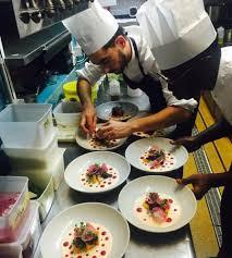 cuisine etienne kitchen team etienne daviau et philippe sonou cuisine chic et