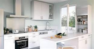 modele de cuisine lapeyre modele de cuisine provencale 1 la cuisine blanche lumio de
