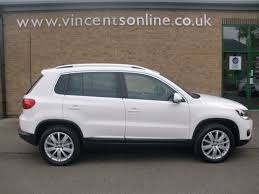 used volkswagen tiguan 20 tdi bluemotion tech sport 5dr for sale
