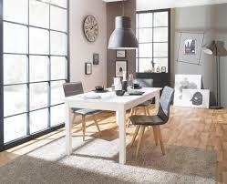 Esszimmertisch Ausziebar Esstisch Coburg 120 X 70 Cm Tisch Ausziehbar In Weiß Ebay