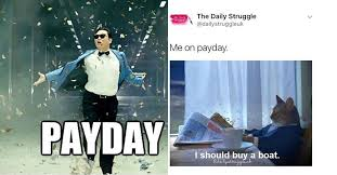 Me On Payday Meme - invest in this portfolio of high performing payday memes thechive