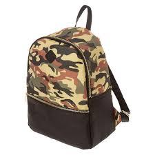 green camo backpack u0027s