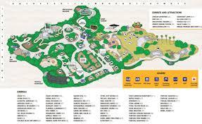 map of fresno fresno zoo map