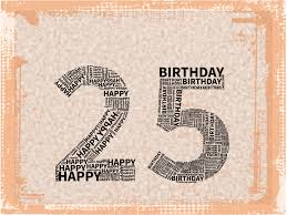 25 birthday quotes awesome 25th birthday card quotes quotesgram