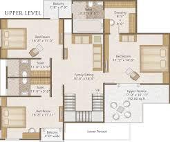 Luxury Duplex House Plans 6 Bhk Luxurious Duplex Pent House 6 Bhk Duplex Pent House