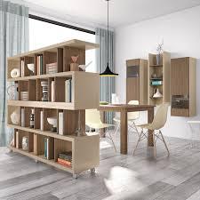 scaffale divisorio parete divisoria cucina soggiorno fabulous open space come