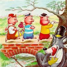pigs stories hellokids