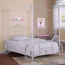 Simple White Bed Frame Bedroom Beds And Headboards White Bed Frame Girls White Bed