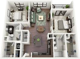Two Bedroom Apartments Bedroom Smart 2 Bedroom Apartments Design 2 Bedroom Apartments Dc