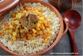 cuisine alg駻ienne couscous recettes cuisine alg駻ienne 100 images soupe de lentilles