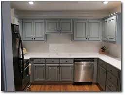 Rustoleum Kitchen Makeover - new kitchen cabinets for 200 from cabinet transformations