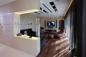 Modern Penthouses Designs Modern Penthouse Apartment Interior Design Of Triumph Palace In