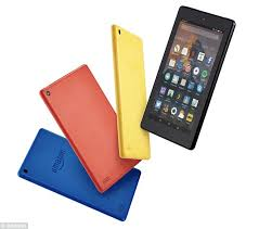 when is the amazon fire hd 8 black friday amazon reveals two new tablets to fire tablets line daily mail