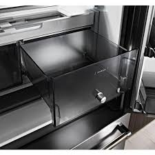 Kitchenaid Counter Depth French Door Refrigerator Stainless Steel - counter depth french door black stainless steel