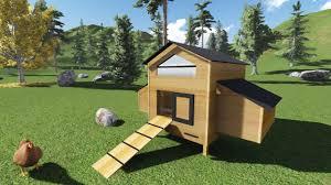 Comment Fabriquer Une Niche Pour Chien Facilement Plan Poulailler 15 Poulaillers à Construire Soi Même Plans En Pdf