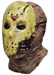Jason Halloween Costume Jason Voorhees Mask Masks