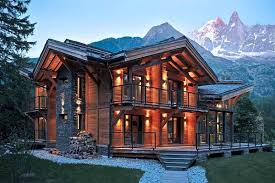 chalet style house chalet style house in the mountains 100 diy crafts and projects