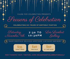 seasons of celebration 2017 celebrating homeless foster youth