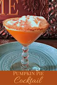 pumpkin martini recipe pumpkin pie cocktail recipe for the holidays life with lorelai