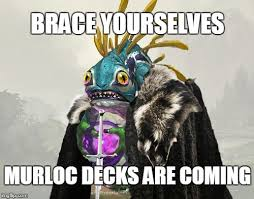Hearthstone Memes - my thoughts after i saw the new cards in ruined city hearthstone