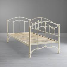 buy john lewis daisy day bed frame single cream john lewis